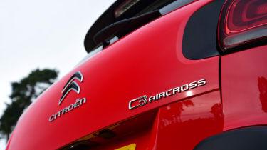 Citroen C3 Aircross - badge