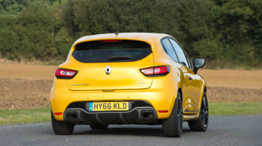 Renault Clio RS 220 Trophy - rear