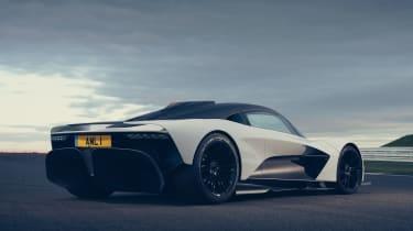 Aston Martin Valhalla - rear