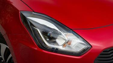 New Suzuki Swift 2017 - Vosper headlight