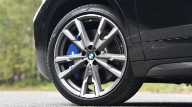 BMW X2 M35i - wheel