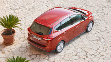 Ford C-MAX top