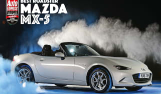 New Car Awards 2016: Roadster of the Year - Mazda MX-5