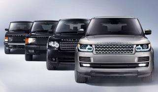 2013 Range Rover history