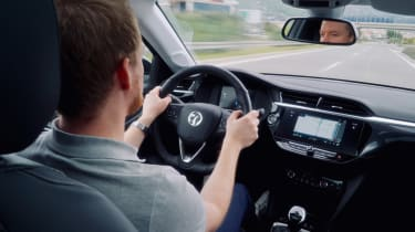 Vauxhall Corsa - Alex Ingram