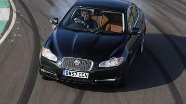 Jaguar XF Best for Performance