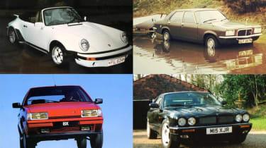 Dad cars - header