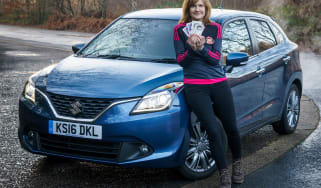 Suzuki Baleno long-termer - fourth report header