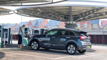 Kia e-Niro - final report charging