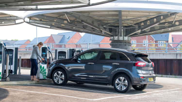 Kia e-Niro - final report charging