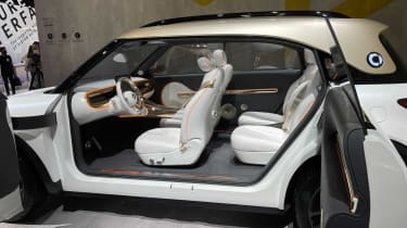 Smart Concept 1 - Munich interior