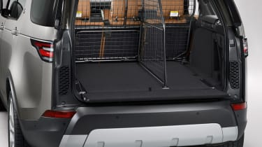 Land Rover Discovery 2017 - official boot cage