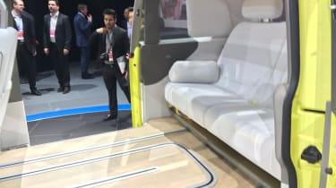 Volkswagen I.D. Buzz - rear seats