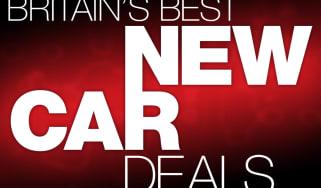 Britain's best new car deals