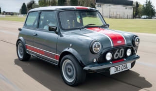 David Brown Automotive Mini Remastered Oselli Edition - front