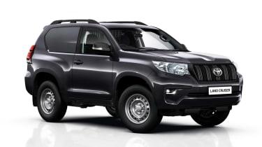 New Toyota Land Cruiser Utility Commercial - SWB