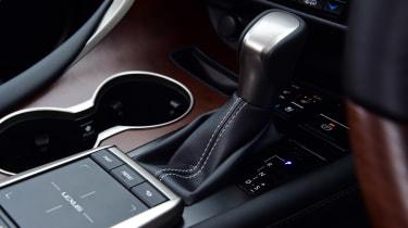 Lexus RX - transmission