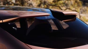 Lexus LF-1 Limitless - spoiler