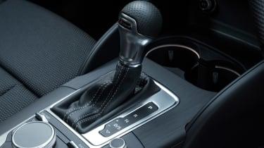Audi A3 gear lever