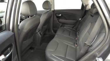 Kia e-Niro - rear seats