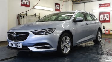 Vauxhall Insignia Sports Tourer - front