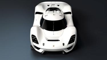 Porsche Vision GT Concept - front