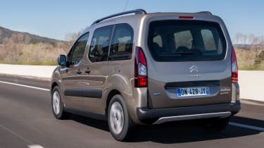Citroen Berlingo Multispace 2015 rear