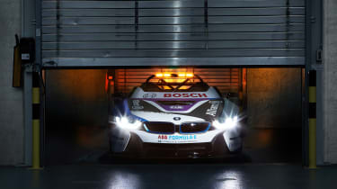 BMW i8 Roadster Formula E safety car - full front