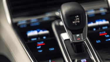 Porsche Panamera - studio transmission