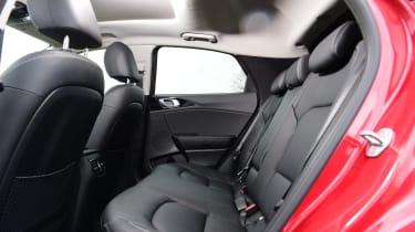 Kia XCeed - rear seat
