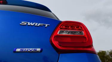 Suzuki Swift - rear light