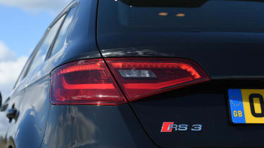 Audi RS3 group - taillights
