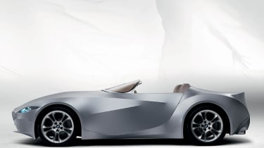 BMW Gina - side