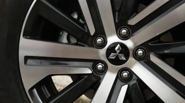 Mitsubishi ASX - wheel