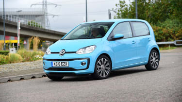 Volkswagen up! - front action