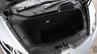 Lamborghini Huracan Evo - boot