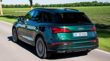 Audi SQ5 - rear