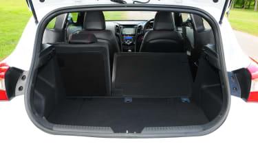 Hyundai i30 Turbo boot