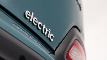 Electric badge