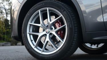 Alfa Romeo Stelvio - wheel