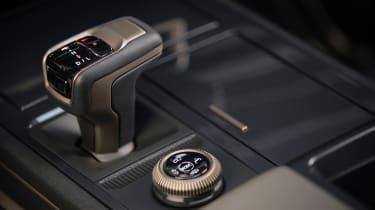 Hummer EV GMC - gear lever