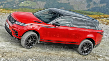 Best new cars of 2017: our road tests of the year - Range Rover Velar