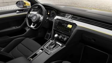 Volkswagen Arteon official - R-Line interior 2