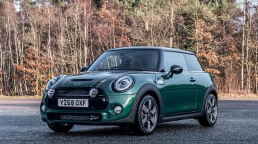 MINI Cooper S 60 Years Edition - front static