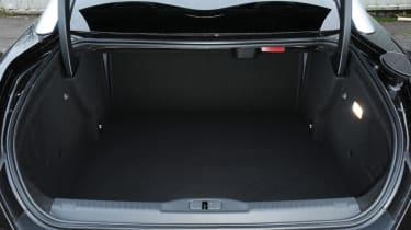 Peugeot RCZ boot