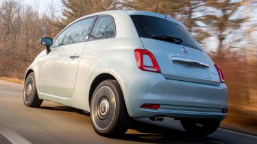 Fiat 500 Mild Hybrid - rear