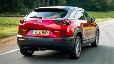 Mazda MX-30 - rear