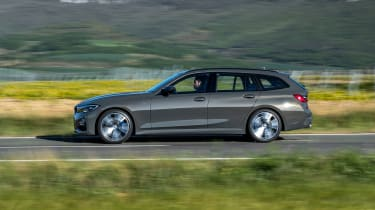 BMW 3 Series Touring - side