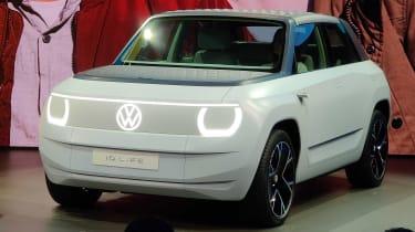 Volkswagen ID Life - Munich front/side