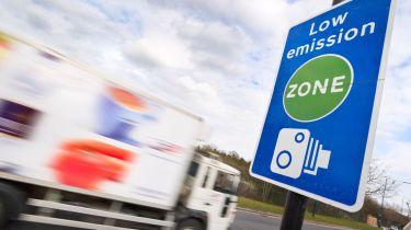 Low emissions zone